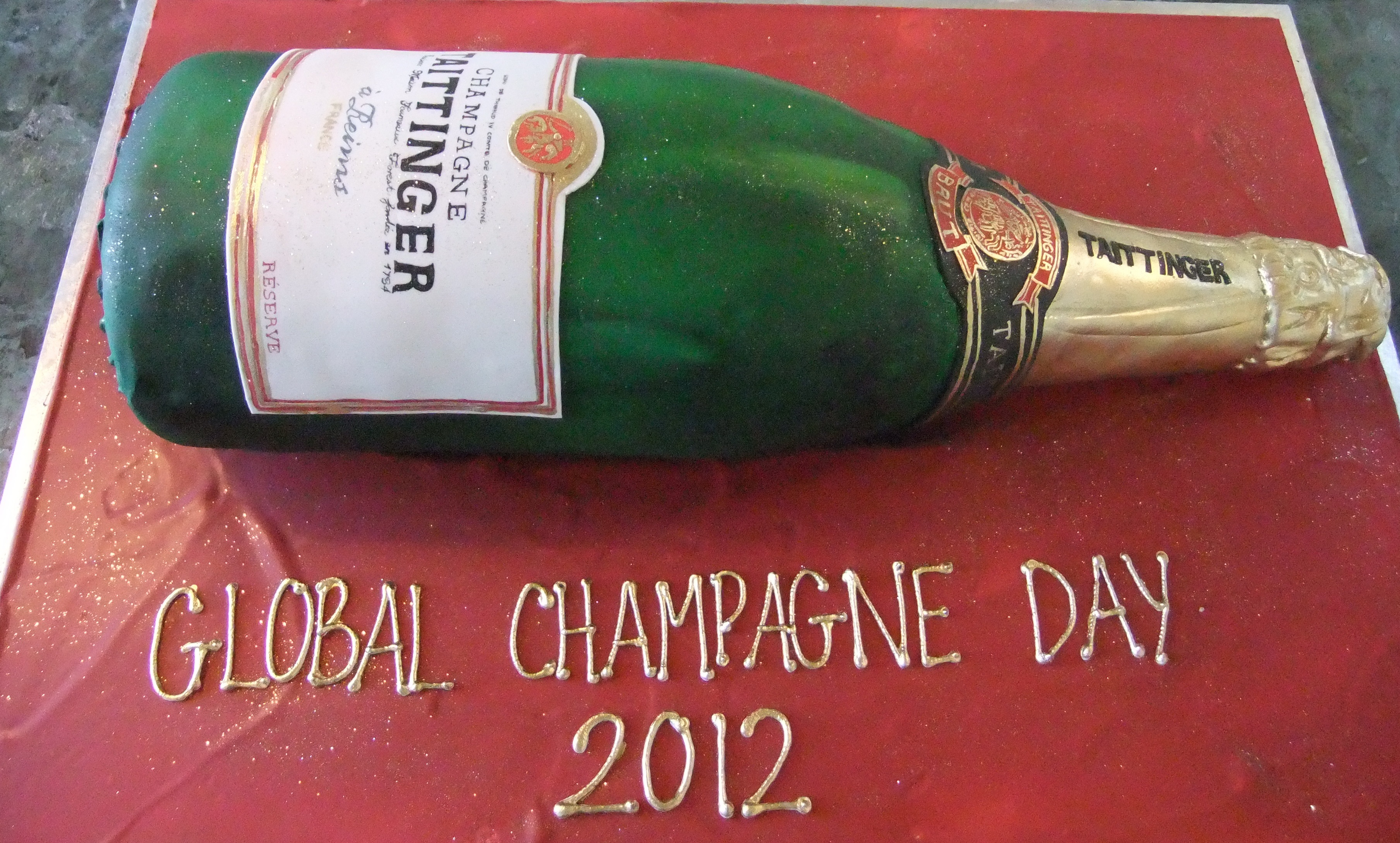 Global Champagne Day 2012 - The Table Bay Hotel