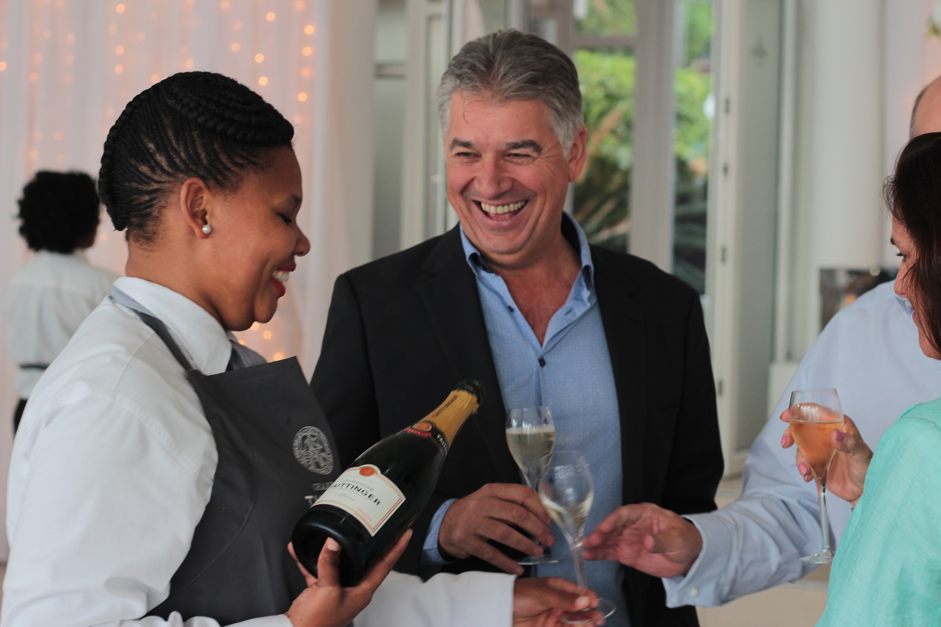 Global Champagne Day 2016 - The 12 Apostles Hotel