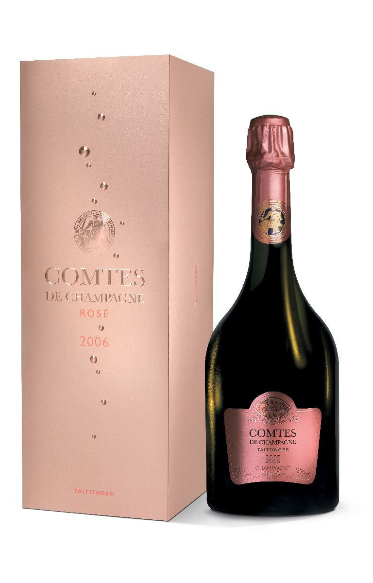 Mike Cox - Comtes Rose Gift Box 2006